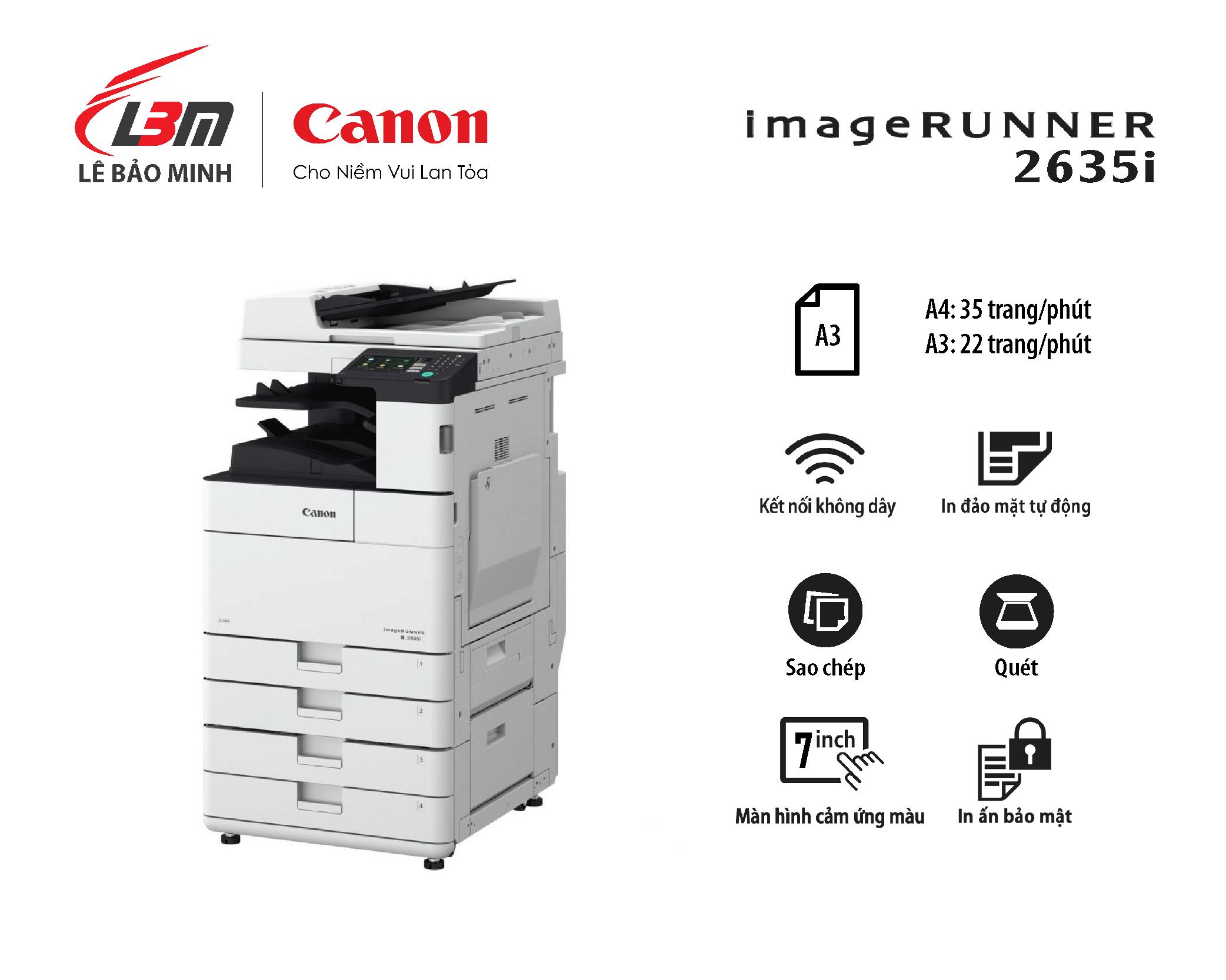 Photocopy iR 2635i
