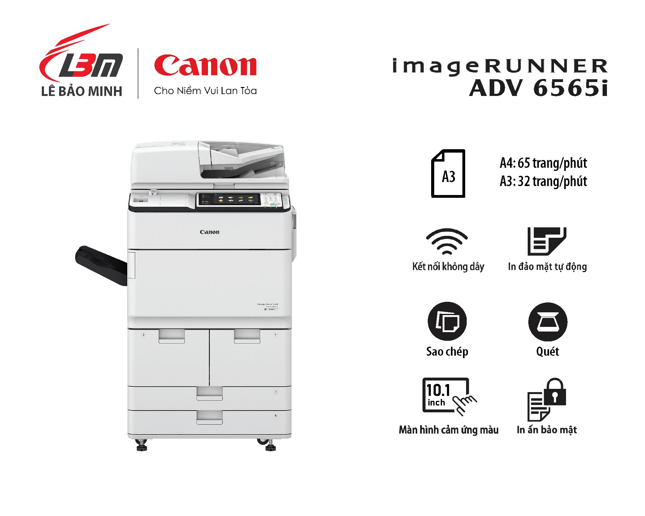 Photocopy iR-ADV 6565i