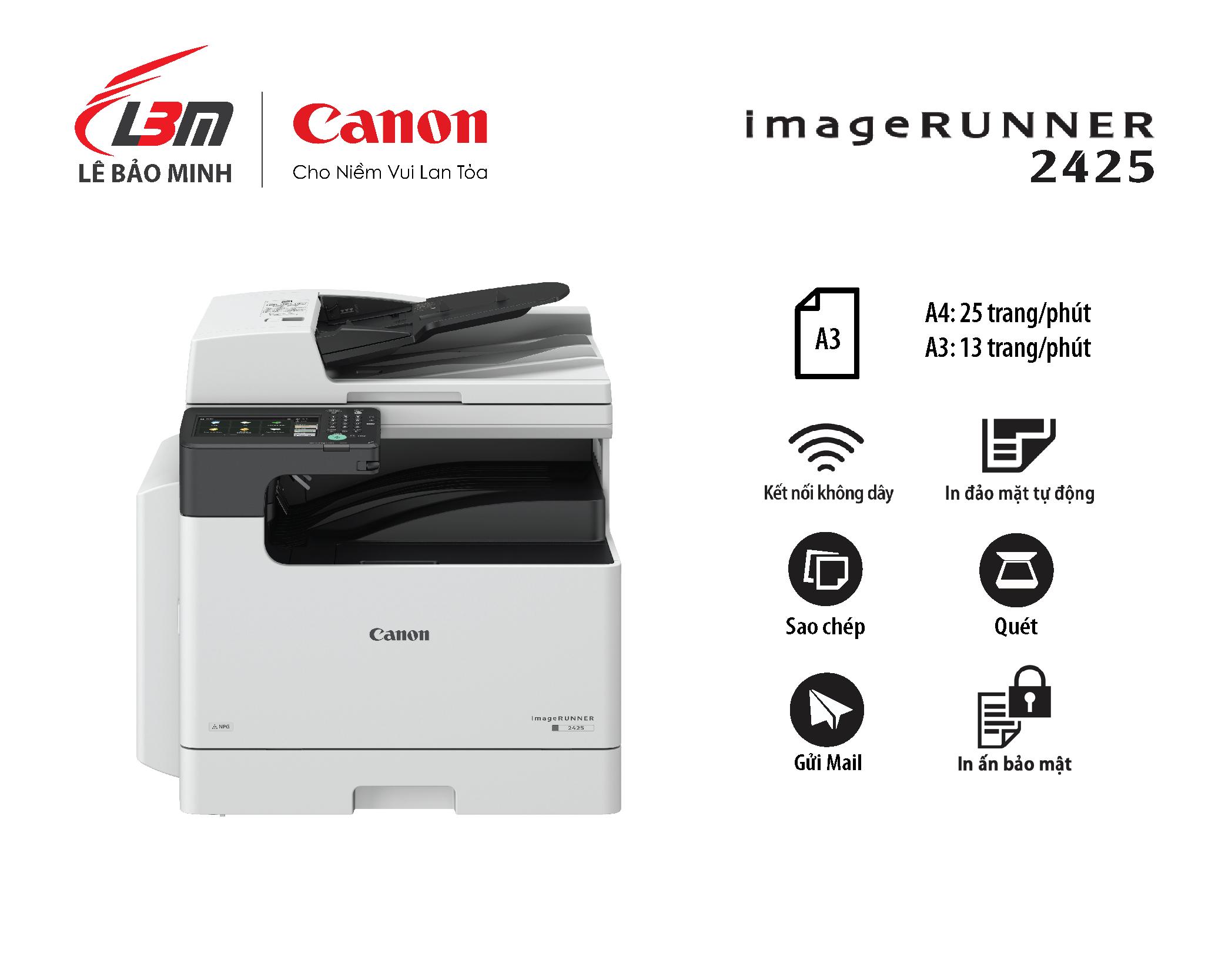 Photocopy iR 2425