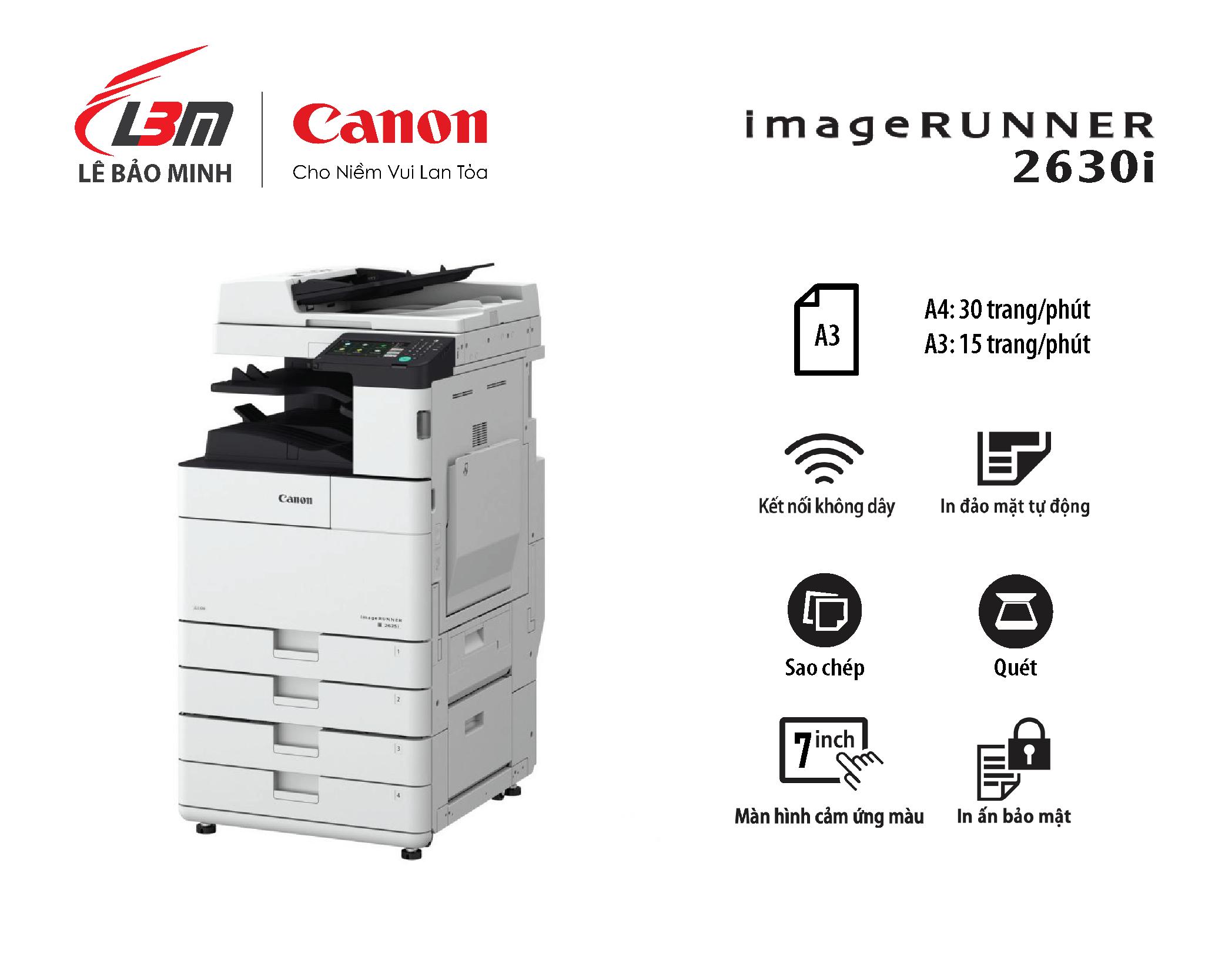 Photocopy iR 2630i