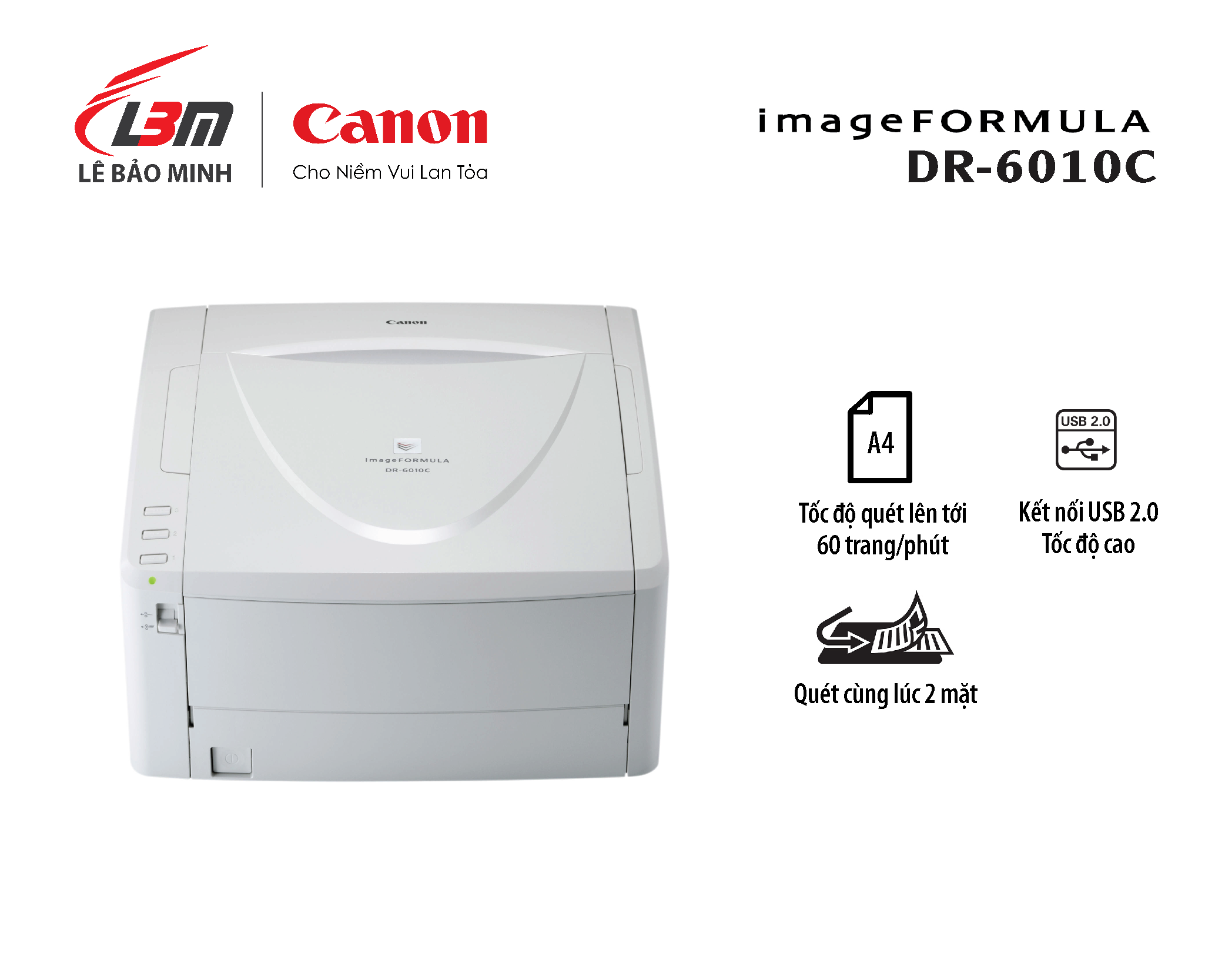 Scan DR 6010C