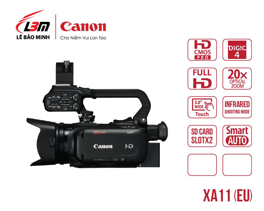 Máy quay Canon XA11 (EU)