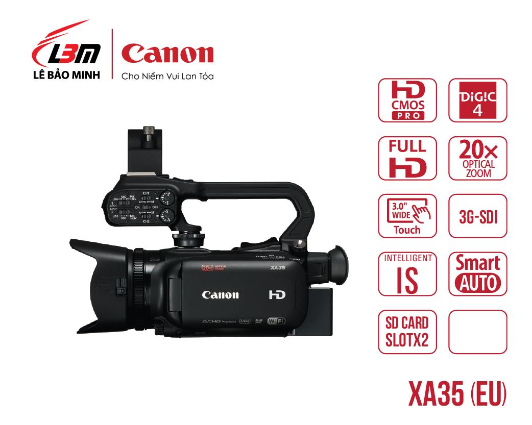 Máy quay Canon XA35 (EU)