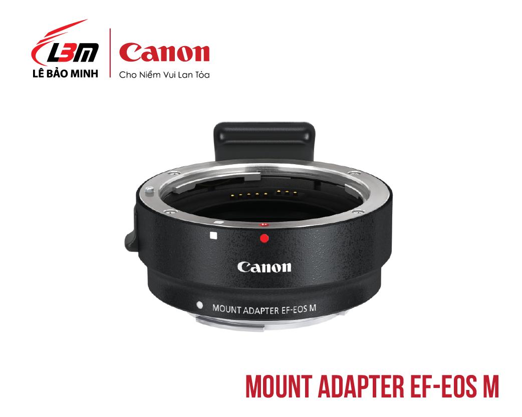 Ngàm Chuyển Canon EF- EOS M