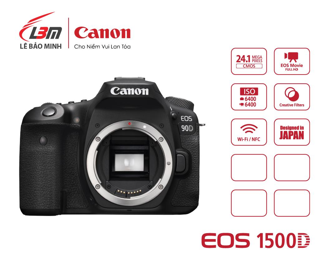 EOS 1500D Kit (EF S18-55 IS II)