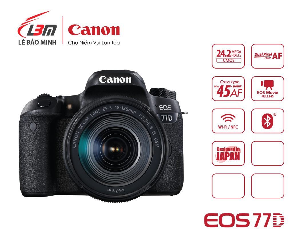 EOS 77D (EF-S18-135 IS USM)