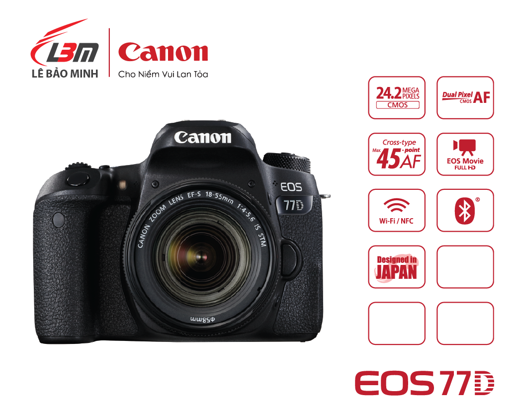 EOS 77D (EF-S18-55 IS STM)