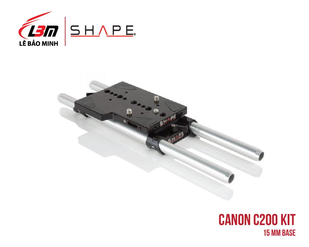 CANON C200 15 MM BASE