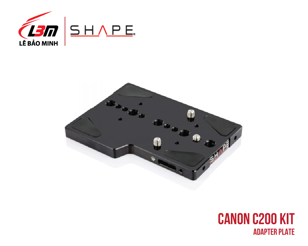 CANON C200 ADAPTER PLATE