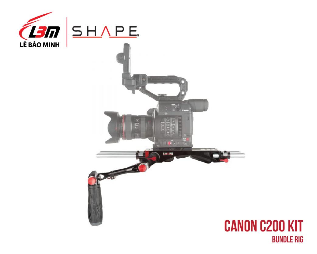 CANON C200 BUNDLE RIG