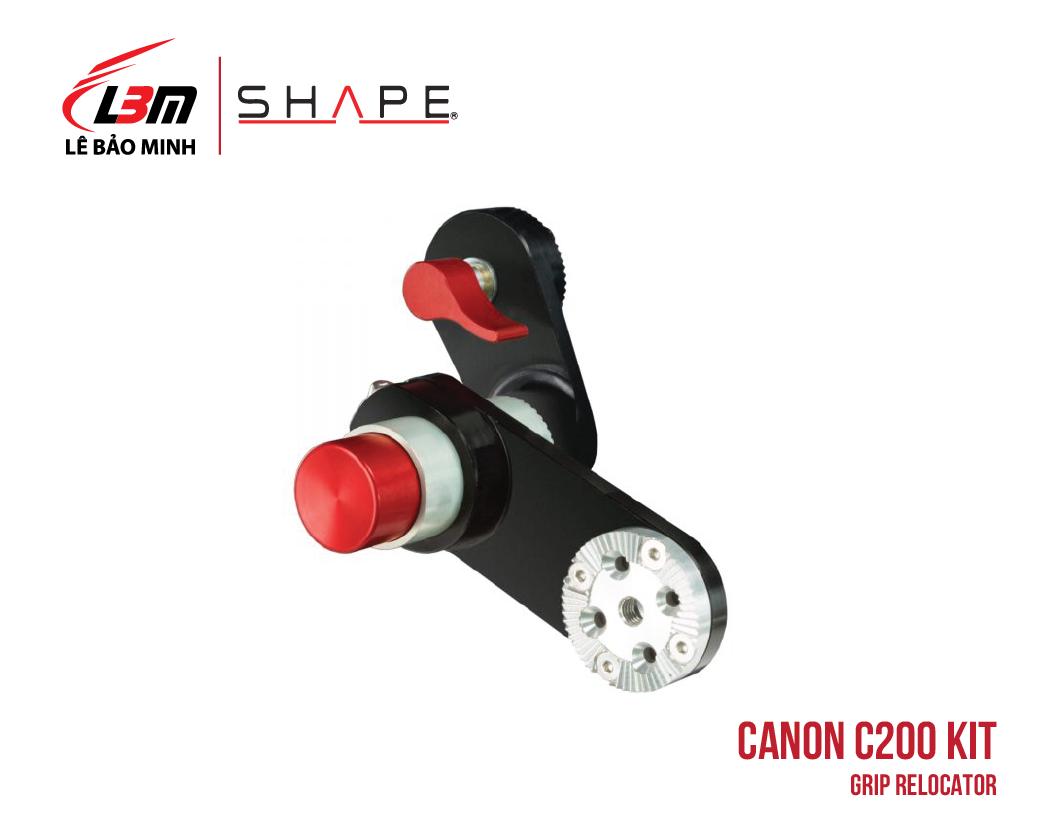 CANON C200 GRIP RELOCATOR