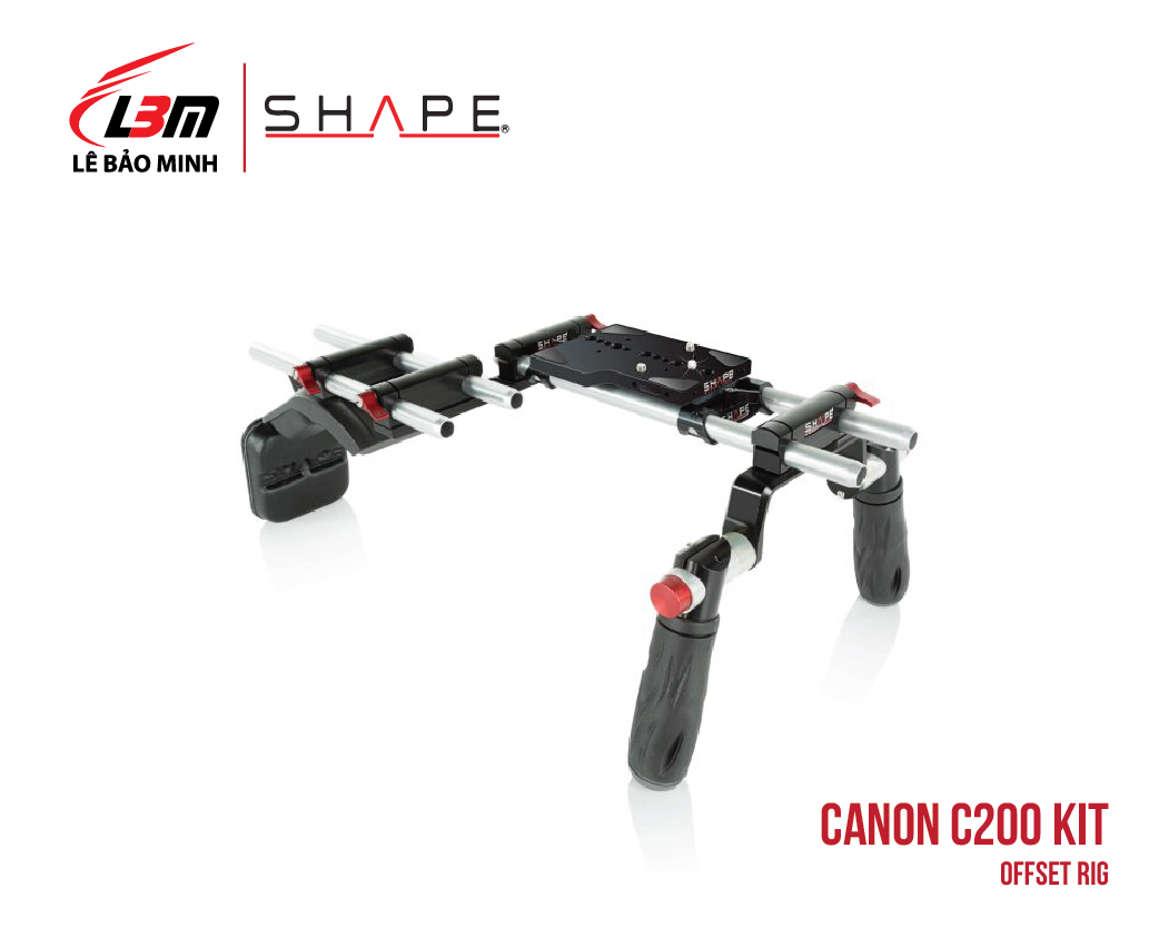 CANON C200 OFFSET RIG