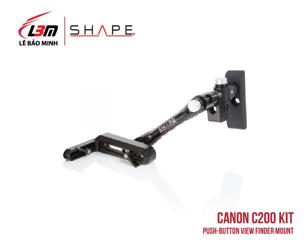 CANON C200 PUSH-BUTTON VIEW FINDER MOUNT