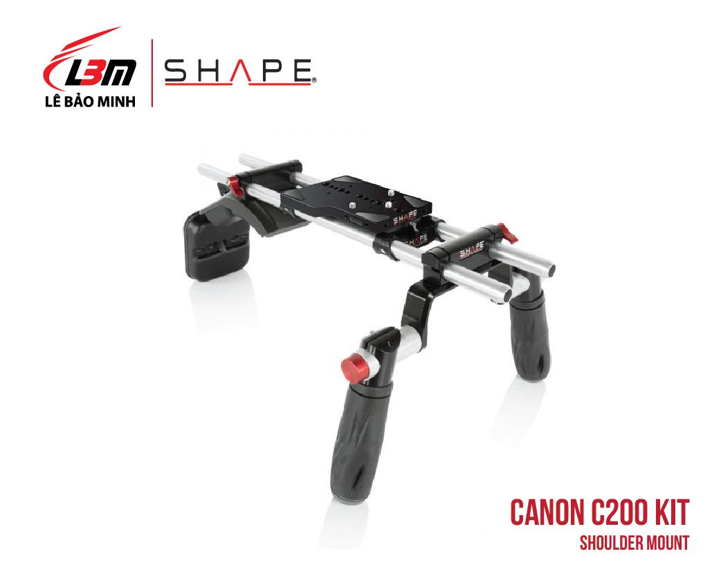 CANON C200 SHOULDER MOUNT