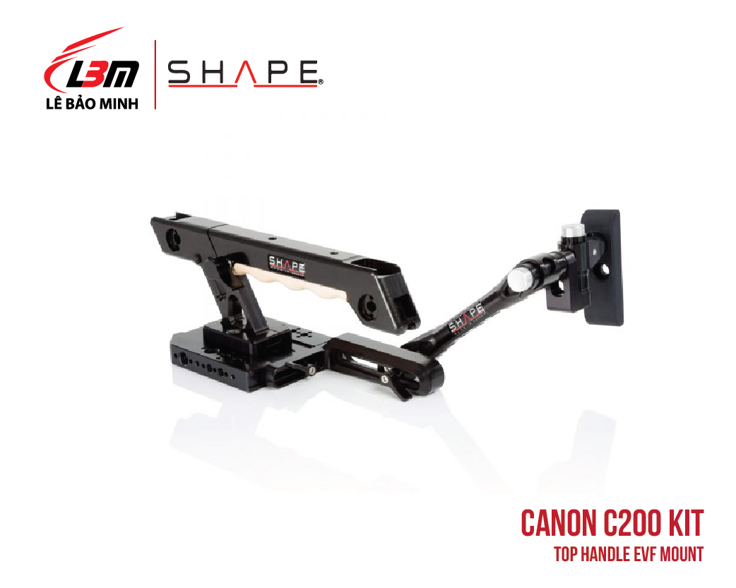 CANON C200 TOP HANDLE EVF MOUNT