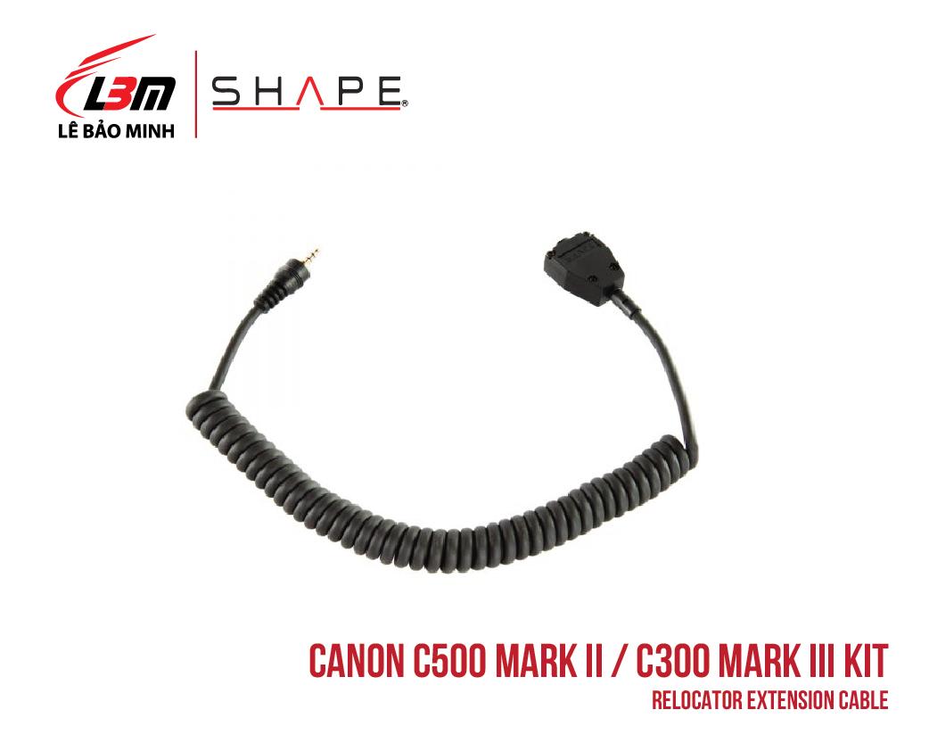 CANON C500 MARK II, C300 MARK III RELOCATOR EXTENSION CABLE