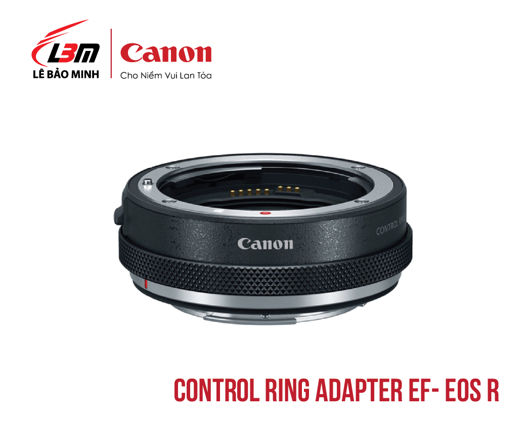 Canon Control Ring Adapter EF- EOS R