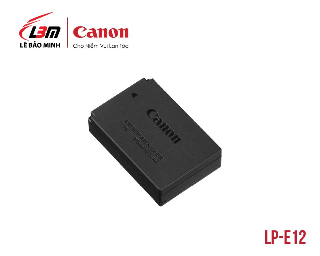 Pin LP-E12