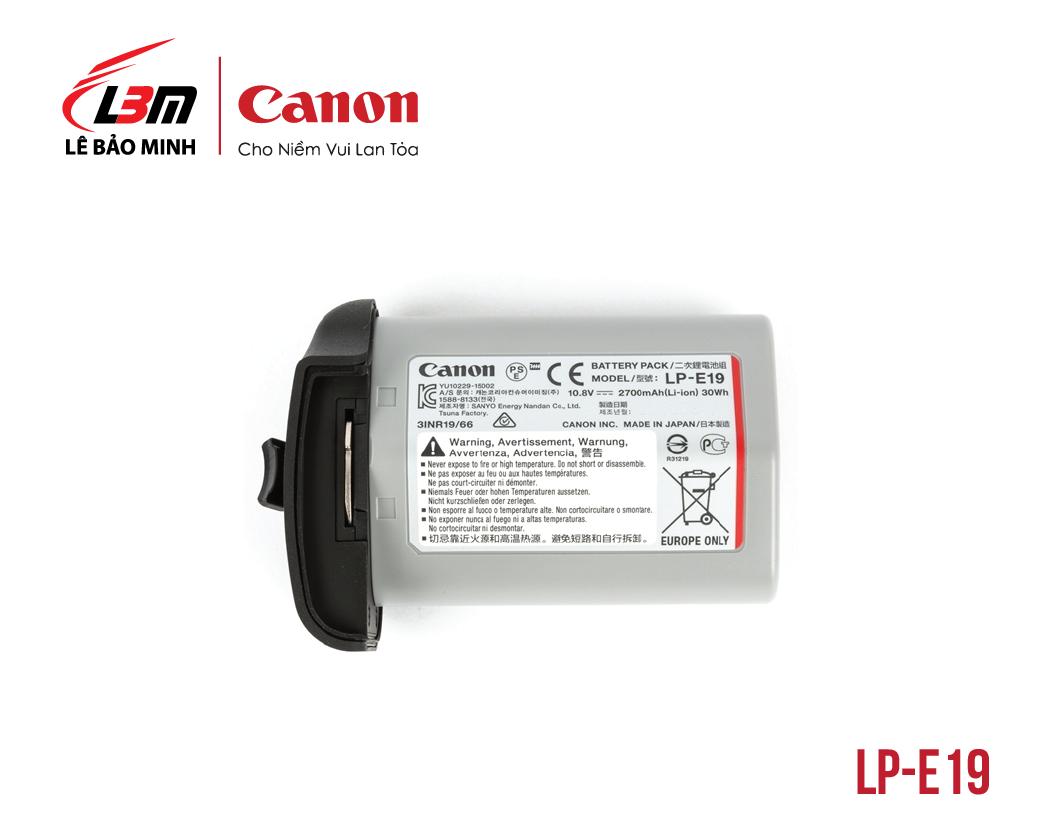 Pin LP-E19