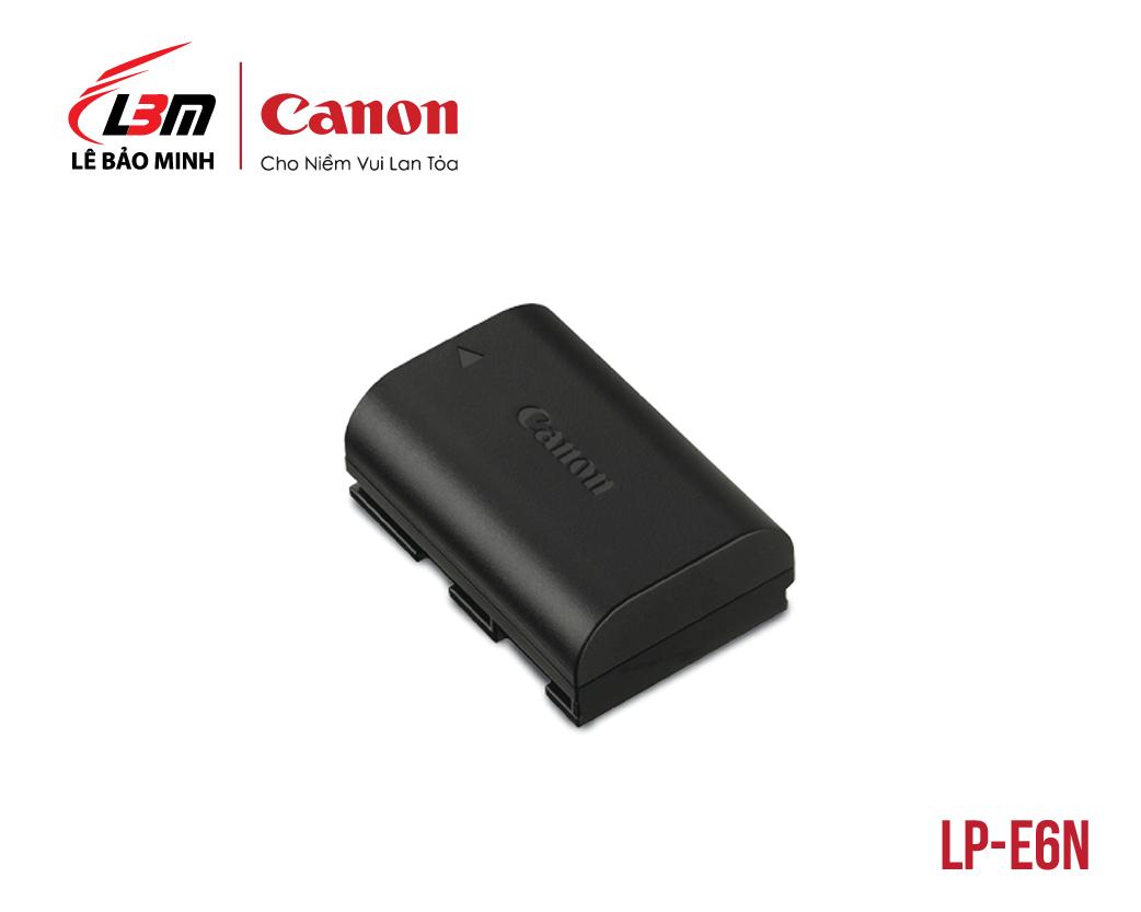 Pin LP-E6N