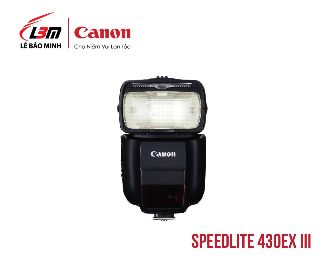 Speedlite 430EX III