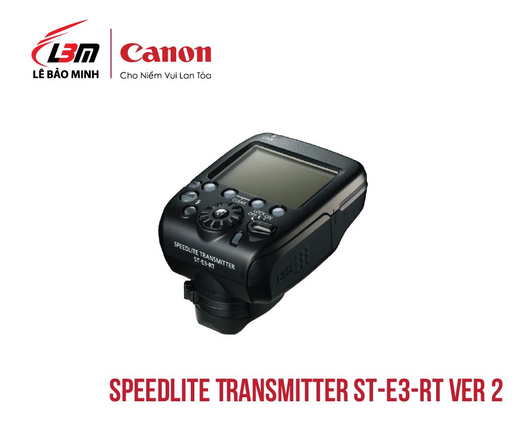 Speedlite Transmitter ST-E3-RT ver 2