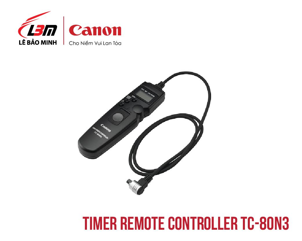 Timer Remote Controller TC-80N3