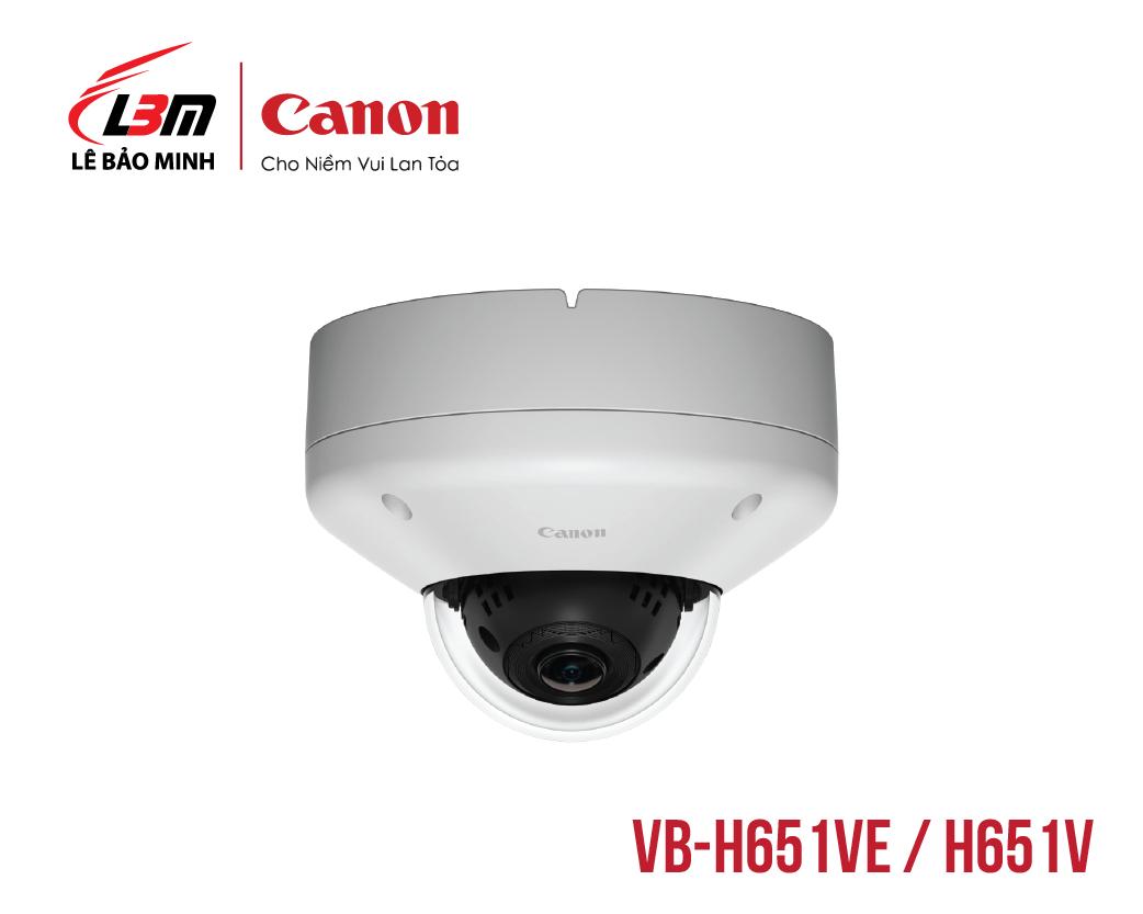 Camera Canon VB-H651VE / H651V