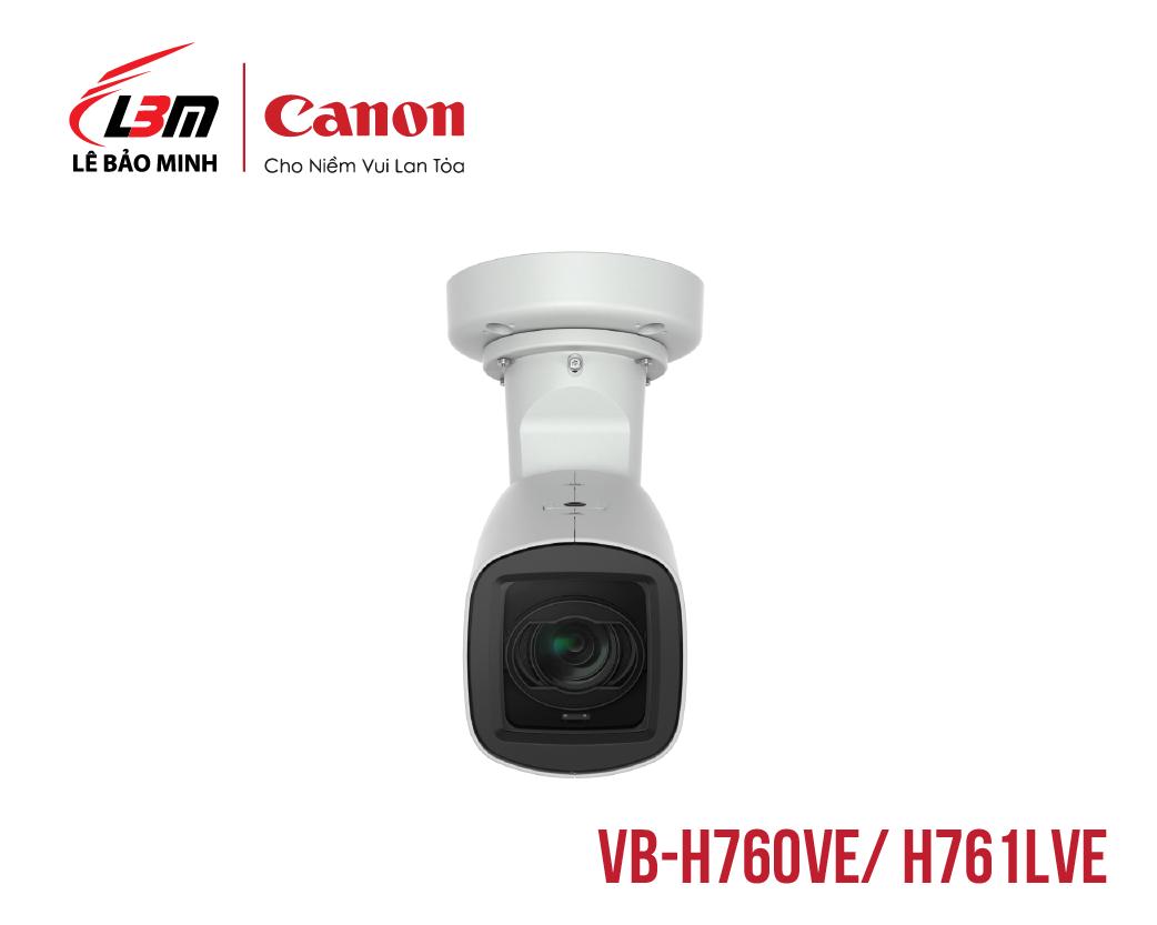 Camera Canon VB-H760VE/ H761LVE