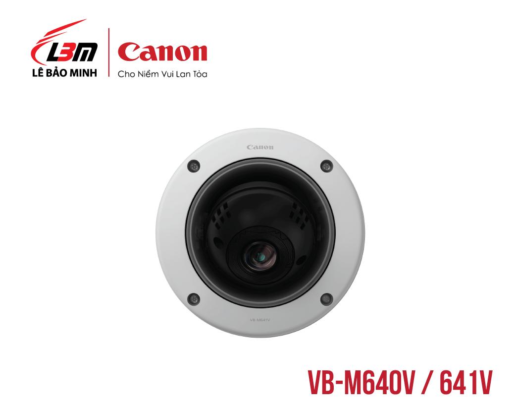 Camera Canon VB-M640V / 641V