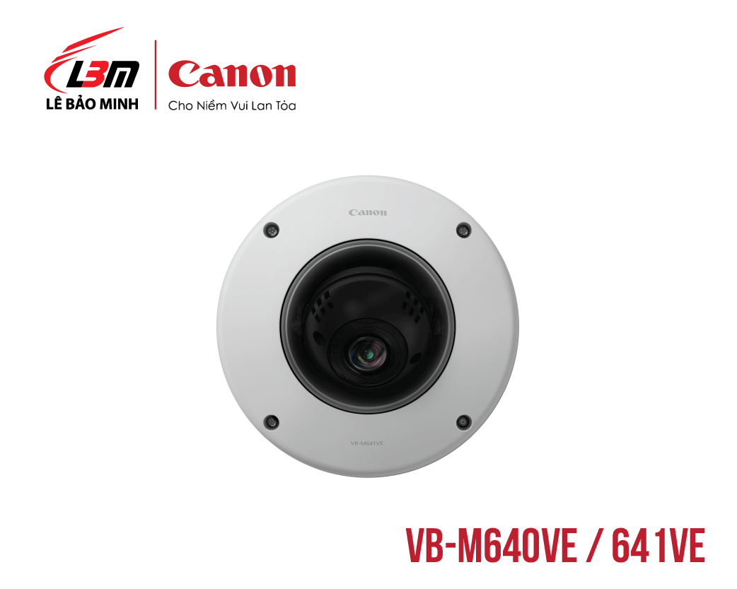Camera Canon VB-M640VE / 641VE