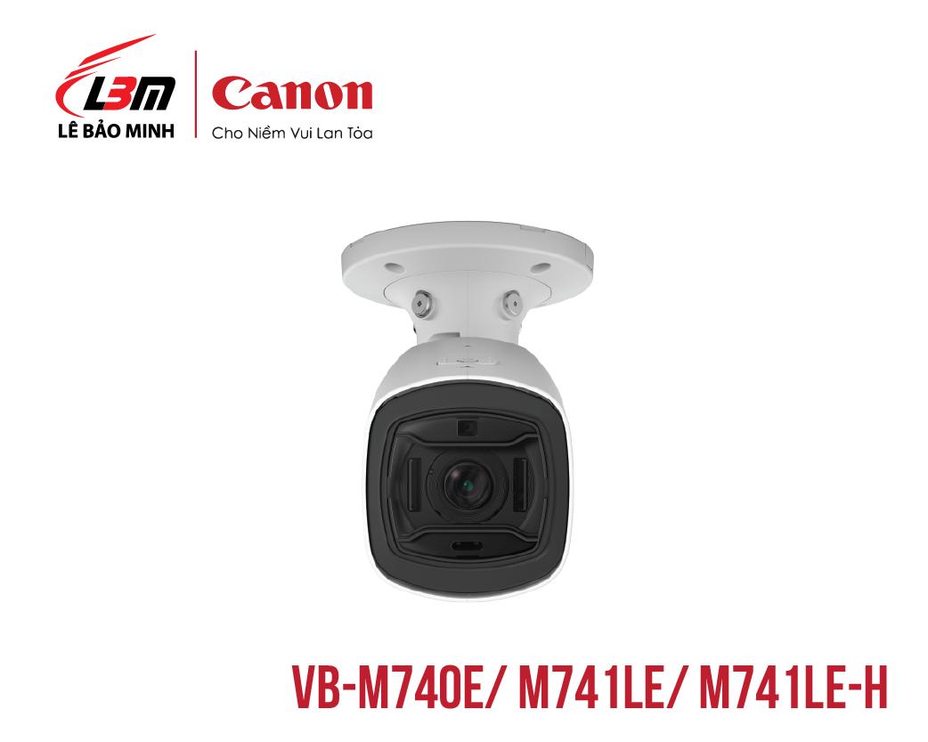 Camera Canon VB-M740E/ M741LE/ M741LE-H