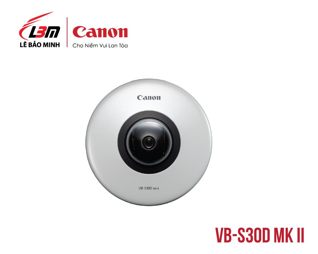 Camera Canon VB-S30D MK II