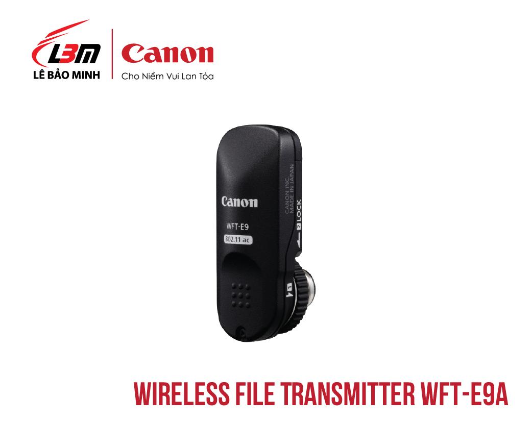 Wireless File Transmitter WFT-E9A