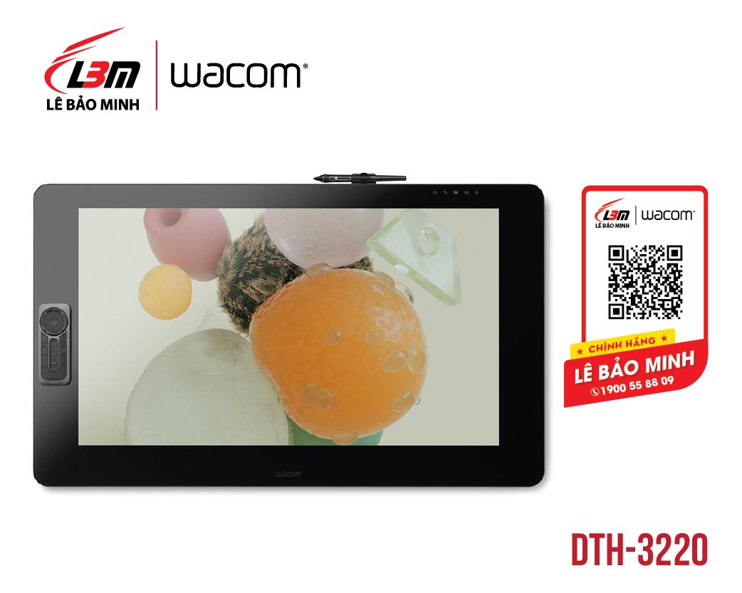Bảng vẽ Wacom Cintiq Pro 32, Touch DTH-3220/K1-CX