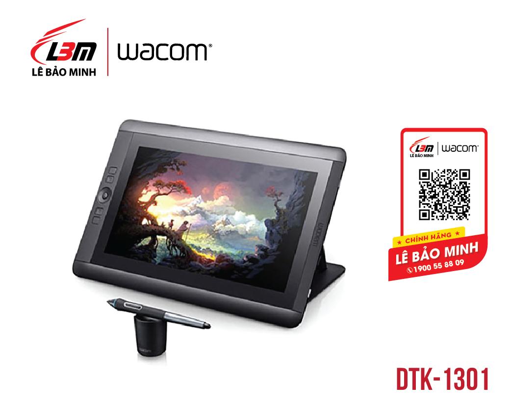 Bảng vẽ Wacom Cintiq 13HD DTK-1301/K0-CX