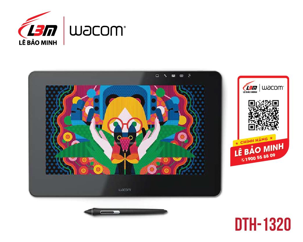 Bảng vẽ Wacom Cintiq Pro 13 DTH-1320/AK1-B