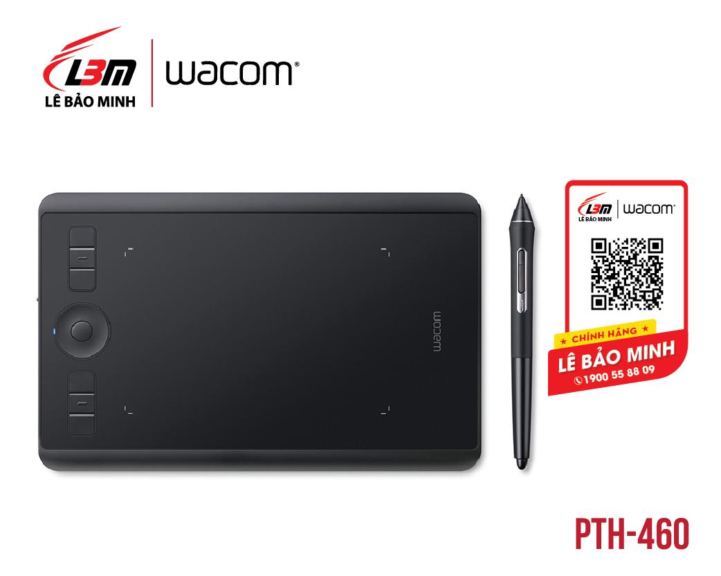 Bảng vẽ Wacom Intuos Pro Small PTH-460/K0-CX