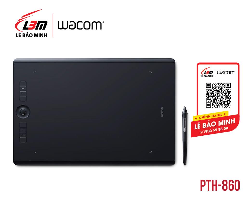 Bảng vẽ Wacom Intuos Pro Large PTH-860/K0-CX