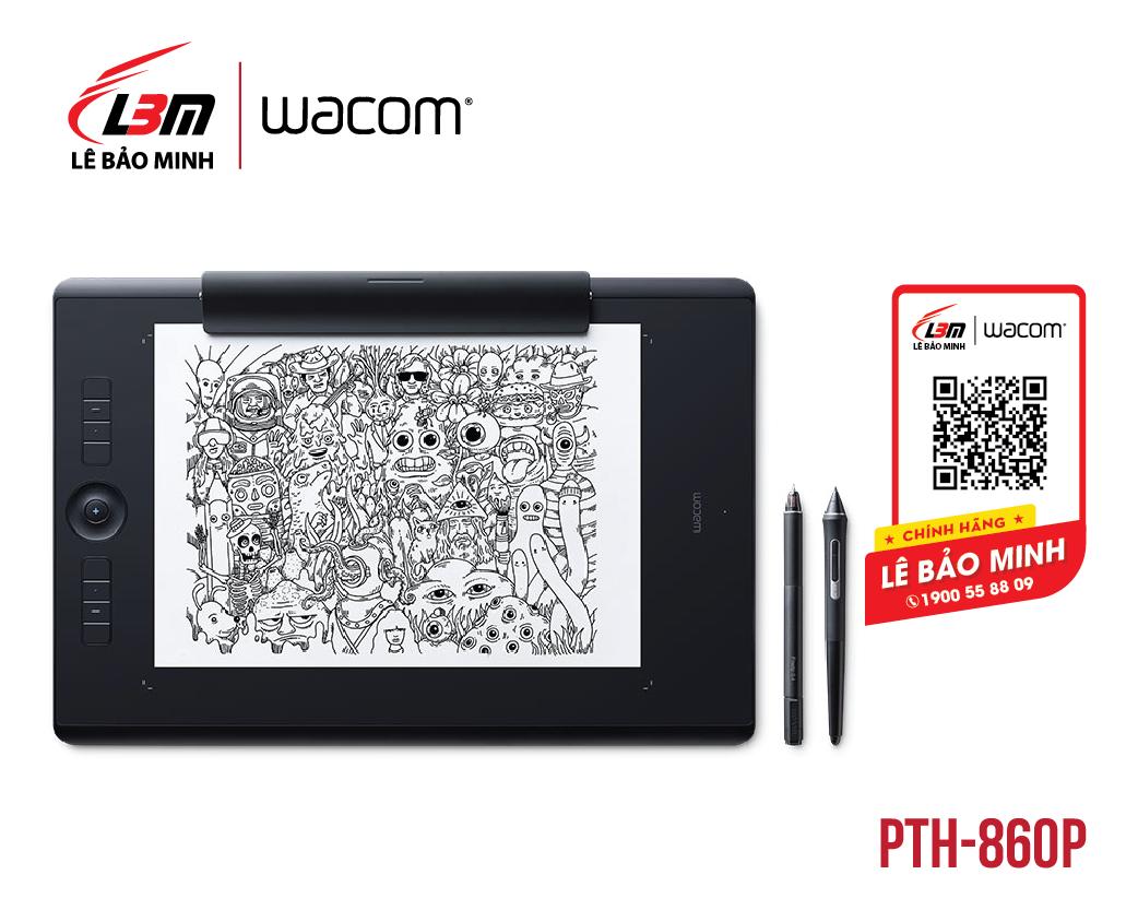 Bảng vẽ Wacom Intuos Pro Paper Large PTH-860/K1-CX