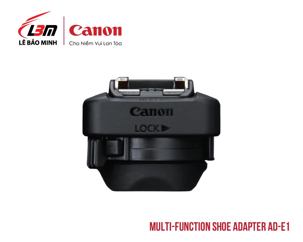 Multi-Function Shoe Adapter AD-E1