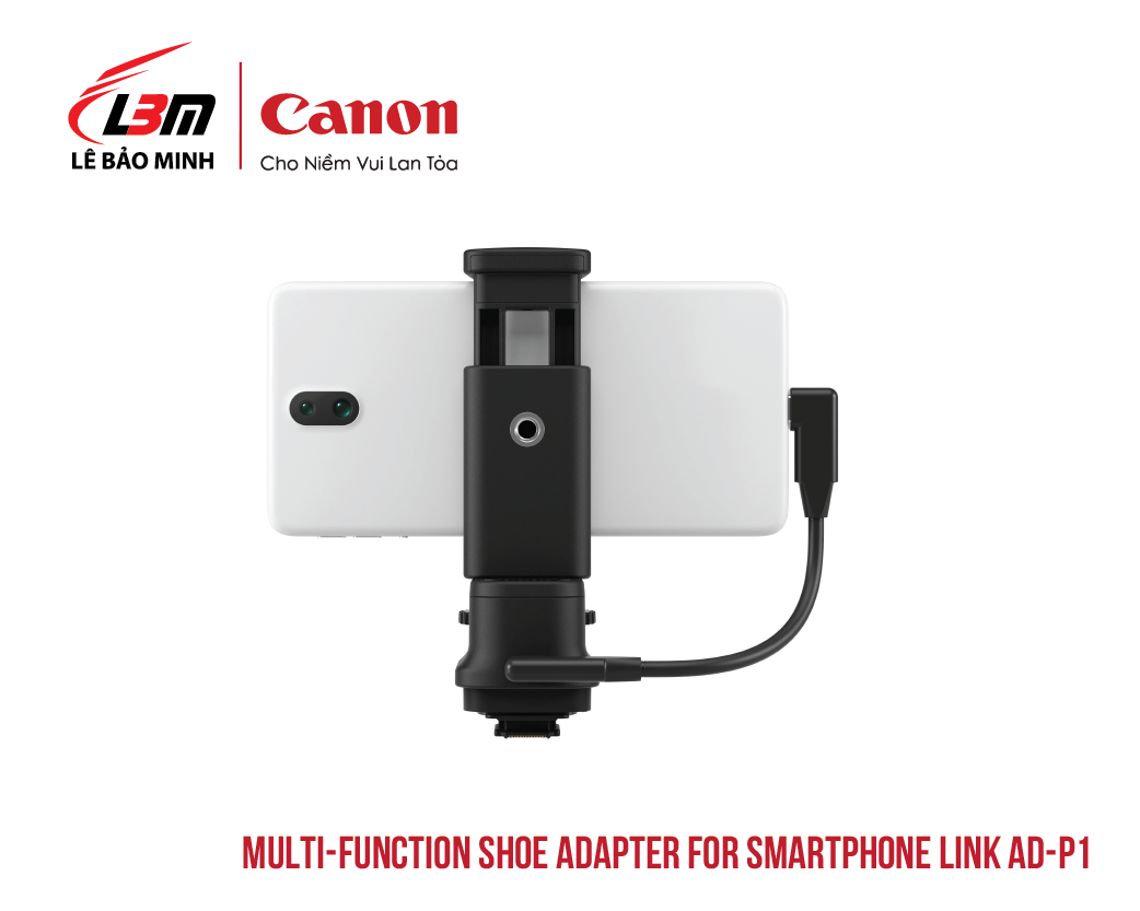 Multi-Function Shoe Adapter for Smartphone Link AD-P1