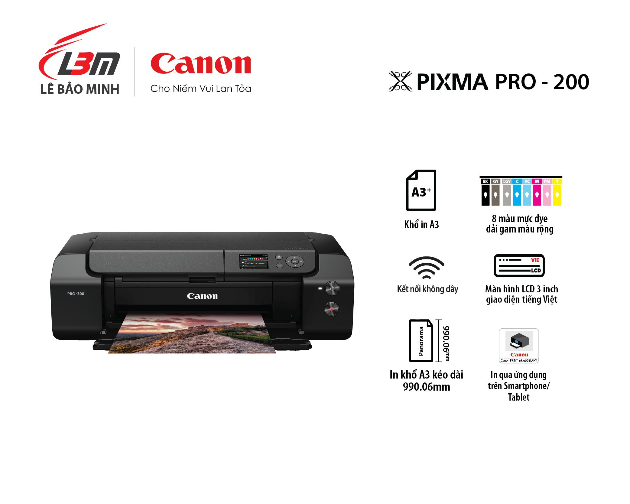 PIXMA PRO-200