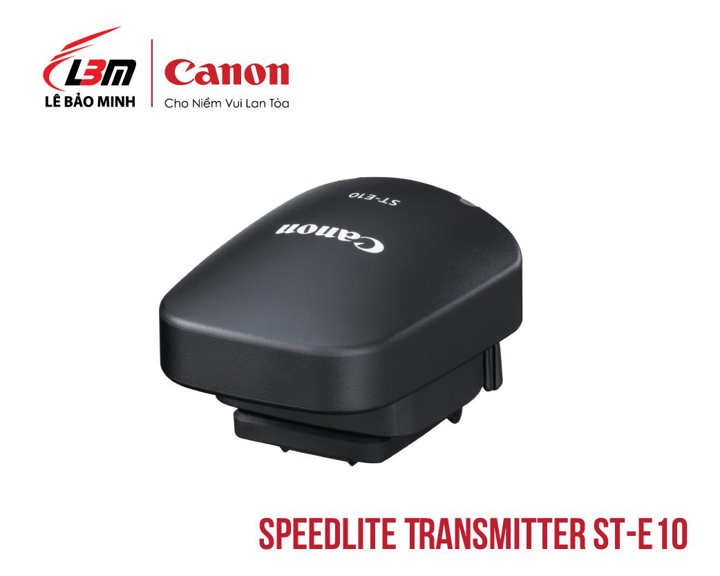 Speedlite Transmitter ST-E10