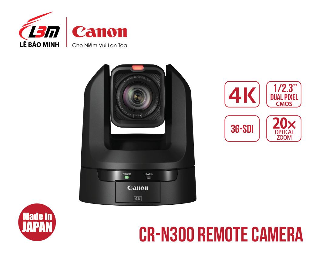 Canon CR-N300 Remote Camera