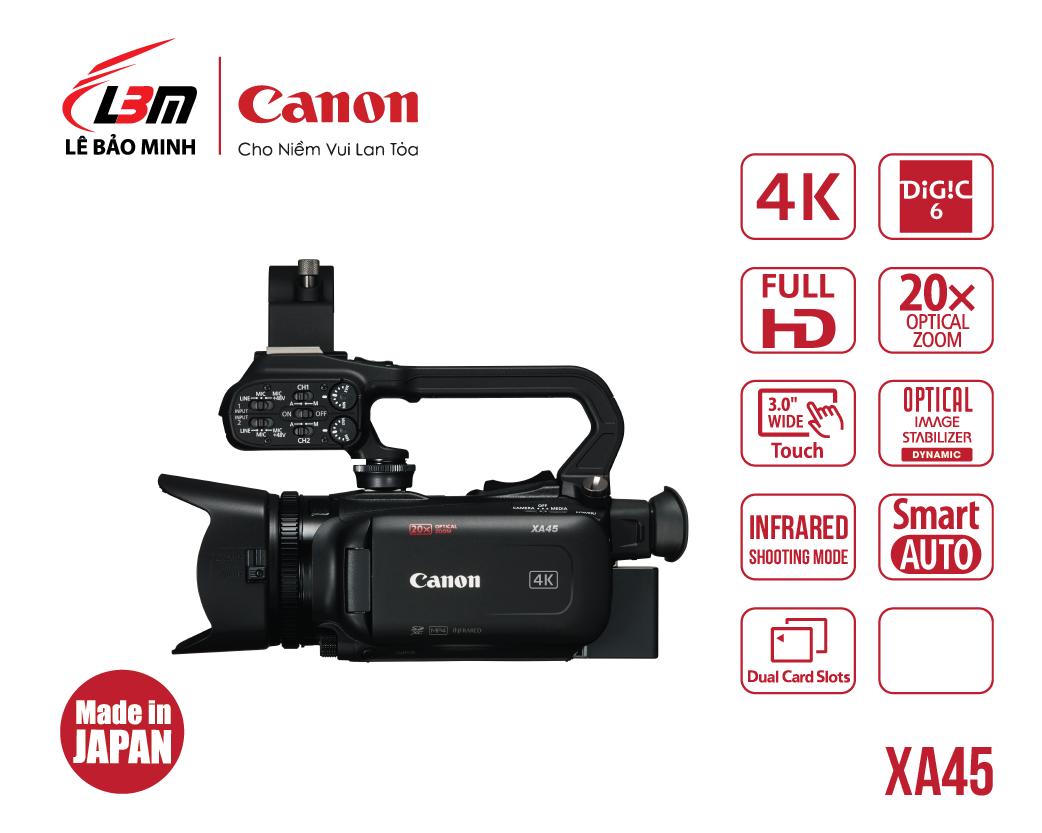 Máy quay Canon XA45 (EU)