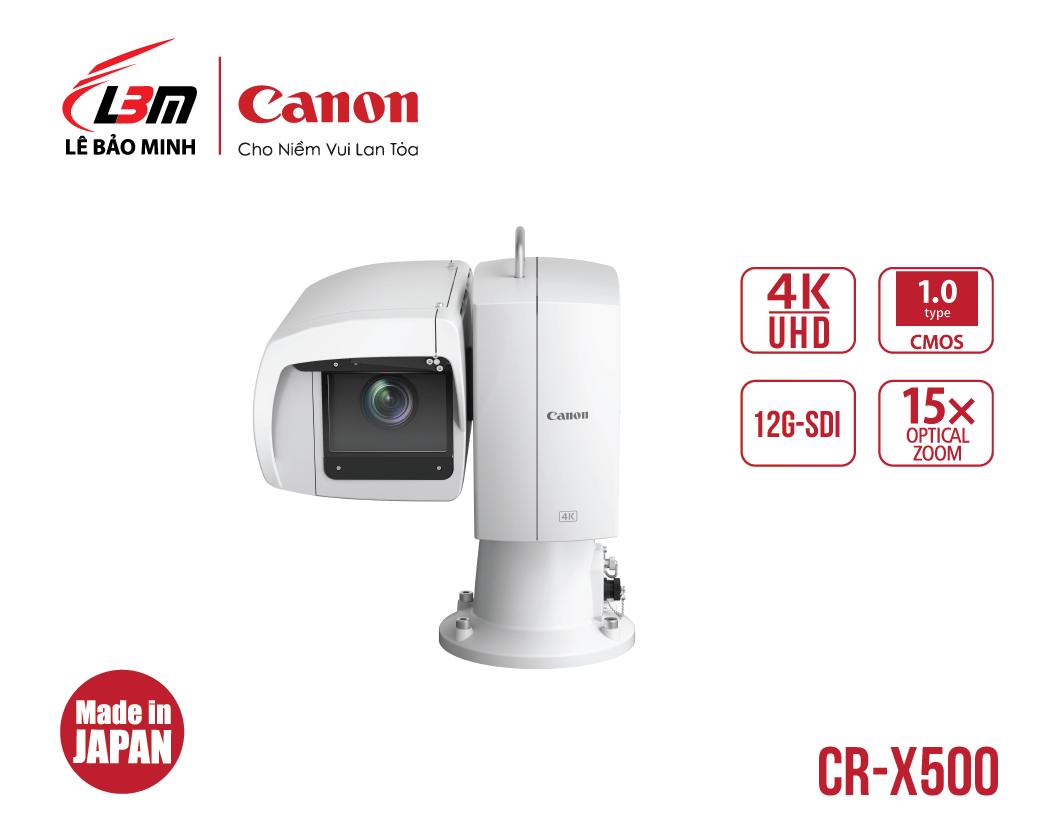 Camera Canon CR-X500