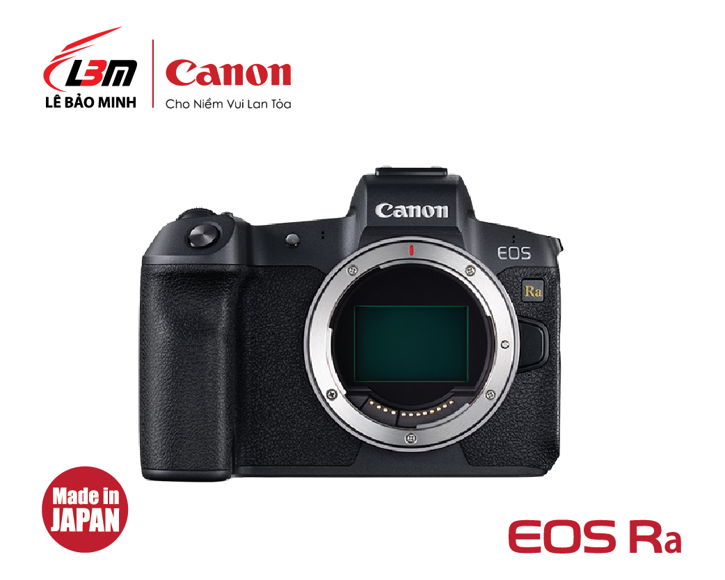 Máy Ảnh Canon EOS Ra Body
