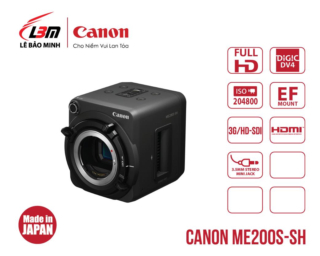 Máy quay Canon ME200S-SH